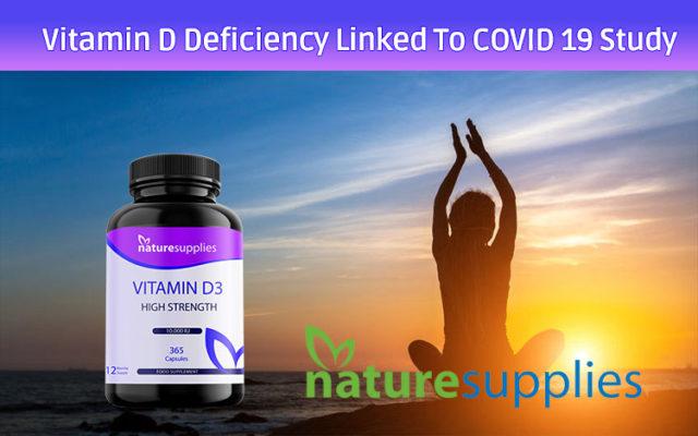 vitamin d study covid 19